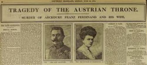 Archduke Franz Ferdinand News