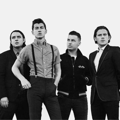 Arctic Monkeys Members
