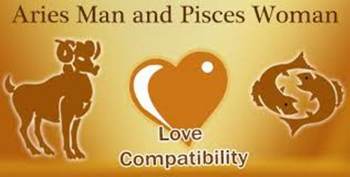 Aries Man and Woman