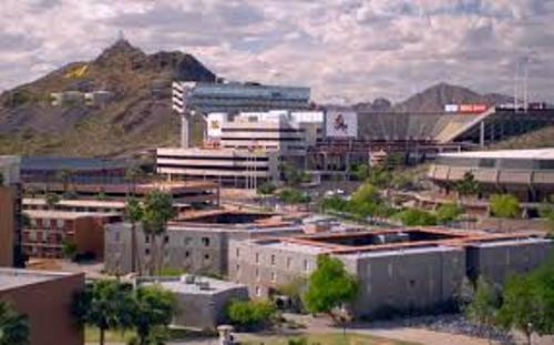 Arizona State University Location
