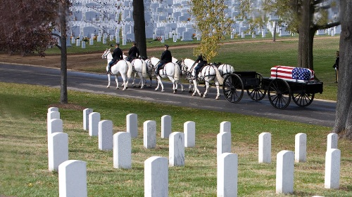 Arlington National Cemetery Facts