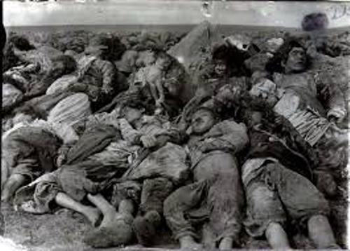 Armenian Genocide Pic