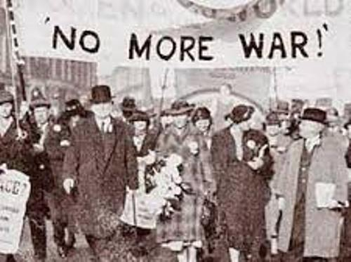 Armistice Day and War