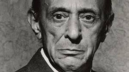 Arnold Schoenberg Musician