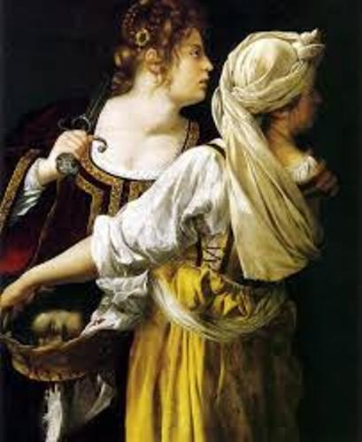 Artemisia Gentileschi Image