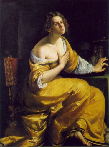 Artemisia Gentileschi Painter