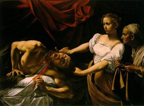 Artemisia Gentileschi Painting