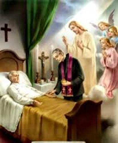 Facts about Anointing of The Sick