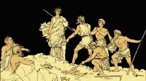 Facts about Antigone