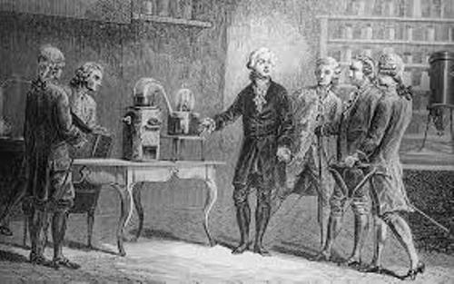 Facts about Antoine Lavoisier