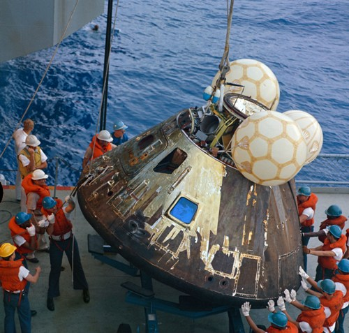 Facts about Apollo 13