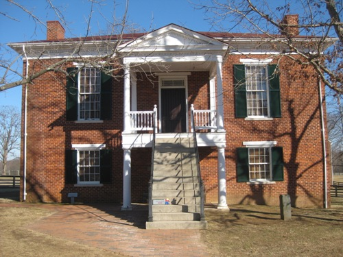 Facts about Appomattox Court House