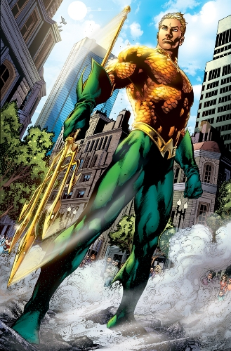 Facts about Aquaman