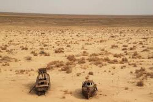 Facts about Aral Sea