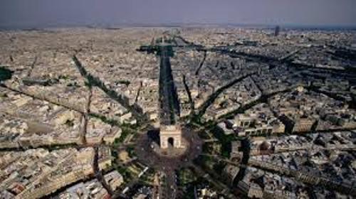 Facts about Arc de Triomphe