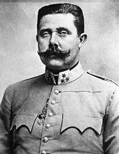 Facts about Archduke Franz Ferdinand