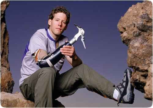 Facts about Aron Ralston