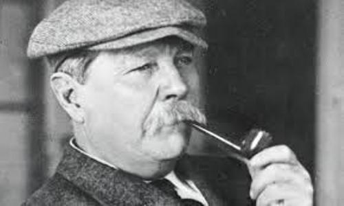Arthur Conan Doyle Writer