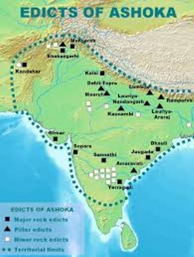 Ashoka Map