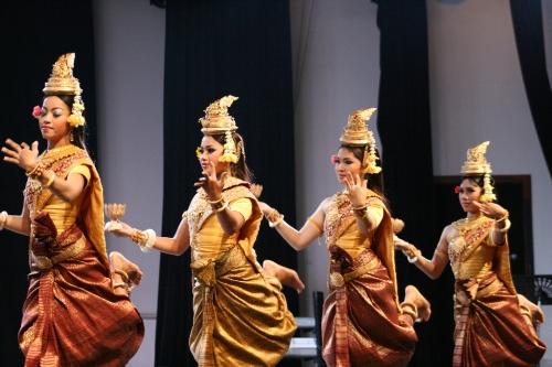 Asian Culture Cambodian