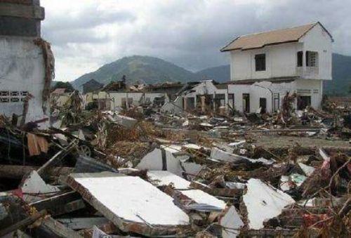 Asian Tsunami 2004