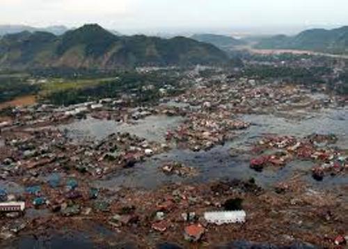 Asian Tsunami Pic