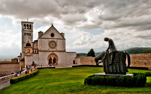 Assisi Italy Facts