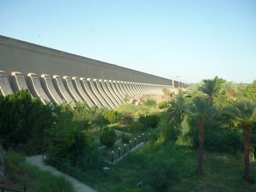 Aswan Dam Facts