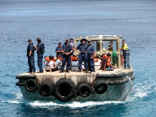 Asylum Seekers Image