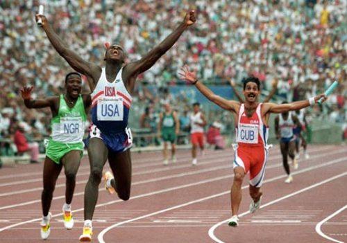 Athlete Wins