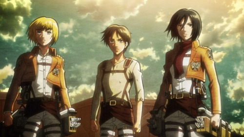 Attack on Titan Story