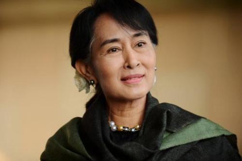 Aung San Suu Kyi Beauty