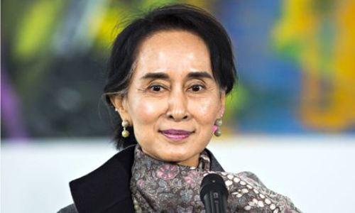 Aung San Suu Kyi Facts
