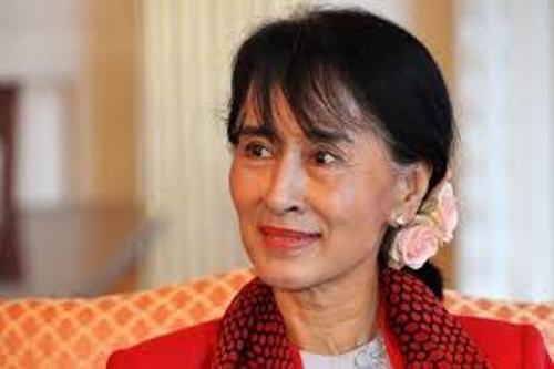 Aung San Suu Kyi Image