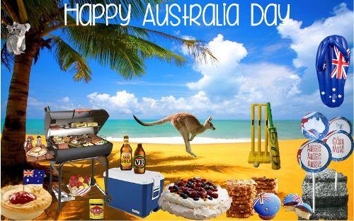 Australia Day Facts