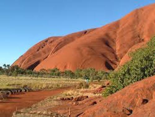Australian Desert Tour