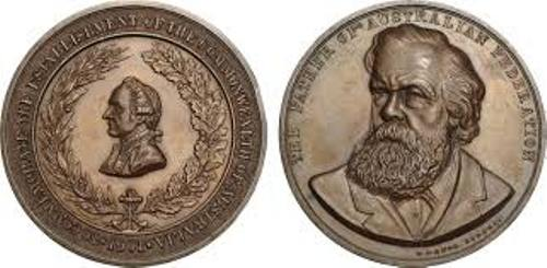 Australian Federation Coins