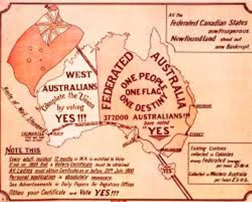Australian Federation Facts