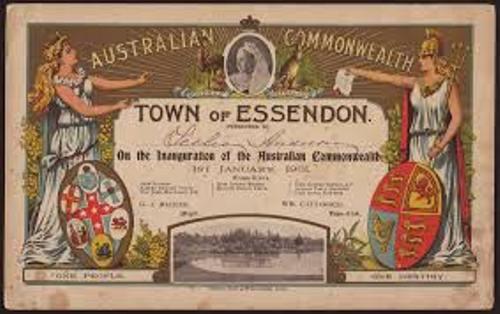 Australian Federation Pic