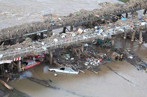 Australian Flood Image