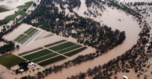 Australian Flood Pic
