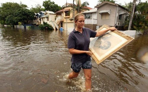 Australian Flood Victims