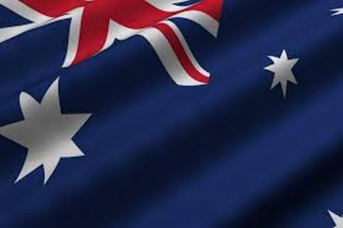 Australian Government Flag