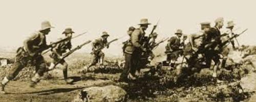 Australian History War
