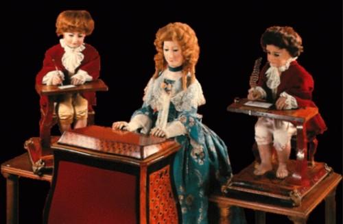 Automaton Dolls