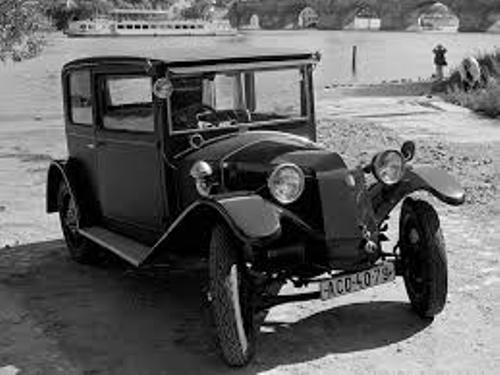 Automobiles in the 1920s Facts