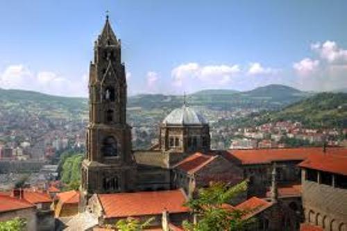 Auvergne Scene