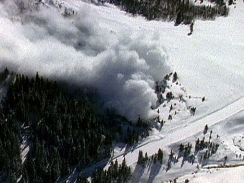 Avalanche Disaster