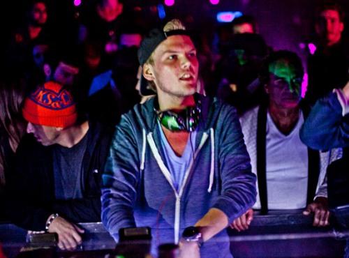 Avicii DJ