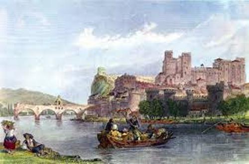 Avignon Painting